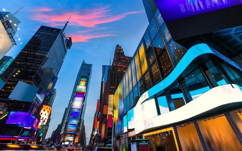 New York Şehir Merkezi Otelleri