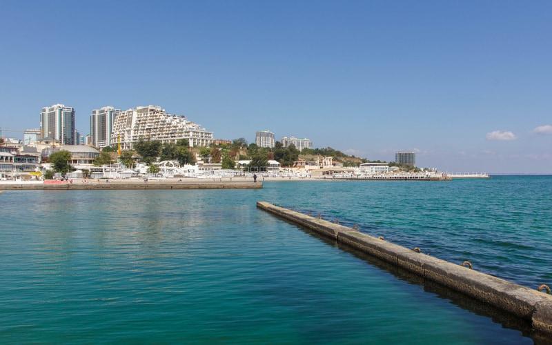 5 Yıldızlı Odessa Otelleri
