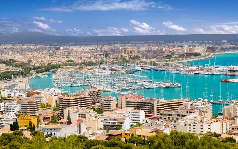 Palma de Mallorca Otelleri