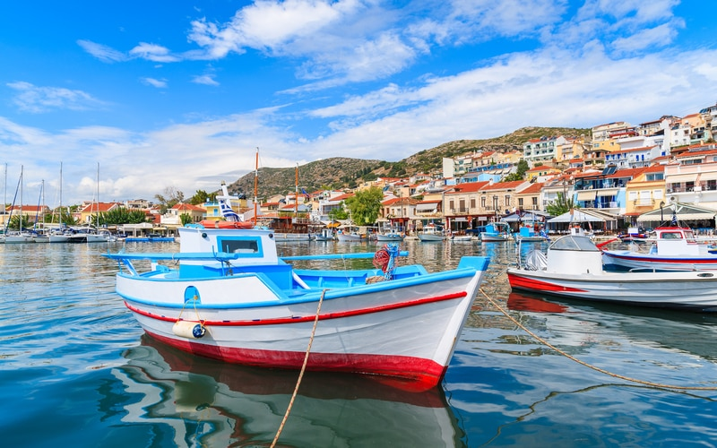Pisagor Samos Adası Otel Fiyatları