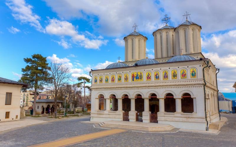 Romanya Ortodoks Patrikhanesi Katedrali