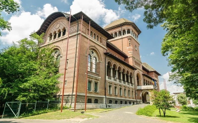 Romanya Ulusal Köylü Müzesi