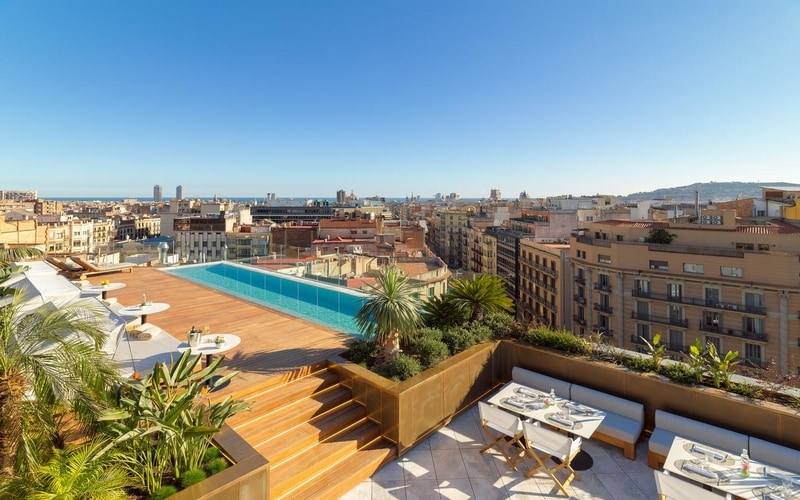 The One Barcelona GL Hotel