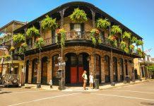 New Orleans Gezilecek Yerler