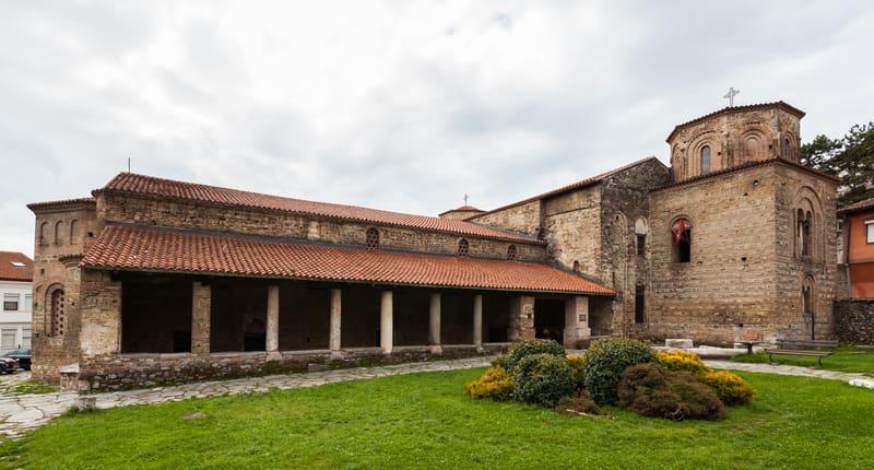 Ohrid Sophia Kilisesi