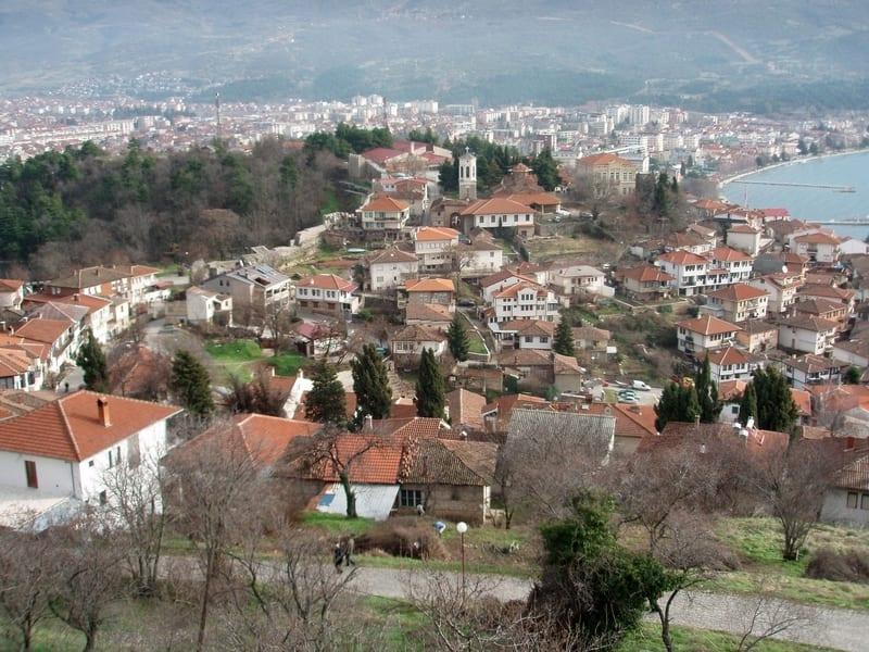 Ohrid Eski Şehir Bölgesi