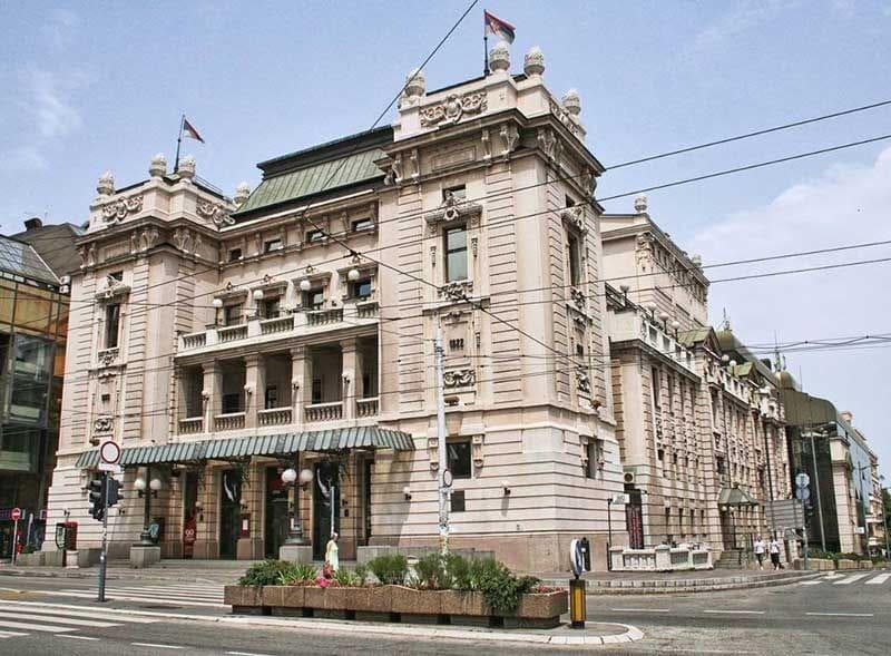 Belgrad ulusal tiyatro