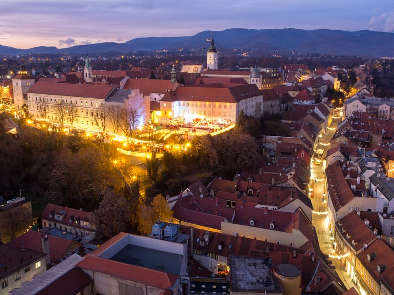 Yukarı Şehir Zagreb