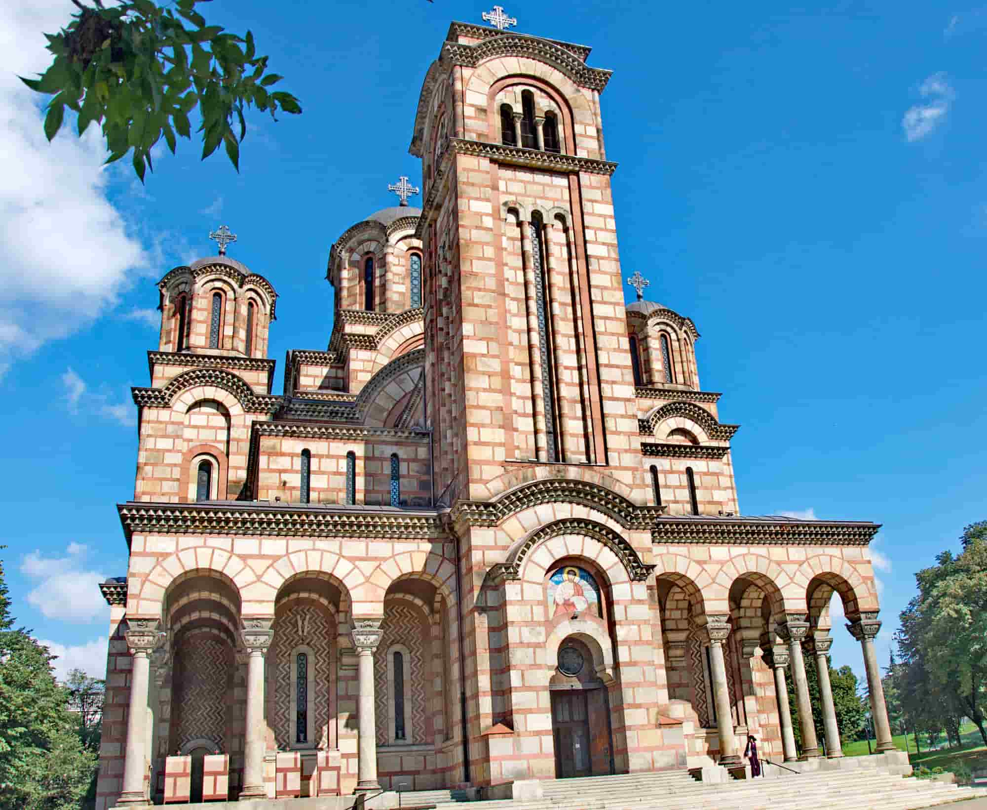Belgrad San Marco Kilisesi