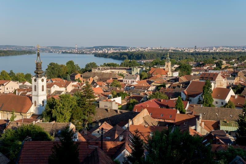 Zemun Belgrad
