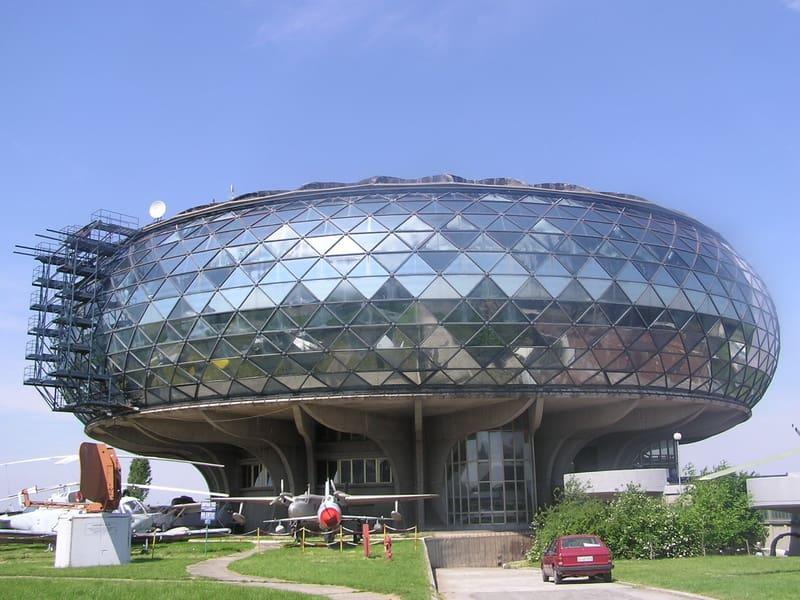Havacılık Müzesi Belgrad