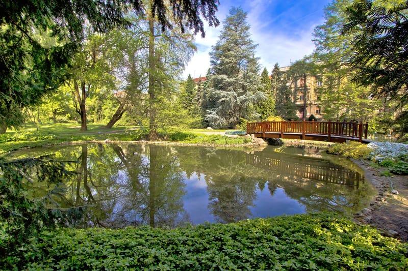 Zagreb Botanik Bahçesi