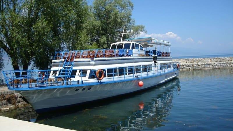Ohrid Gezilecek Yerler