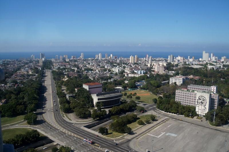 Devrim Meydanı Havana