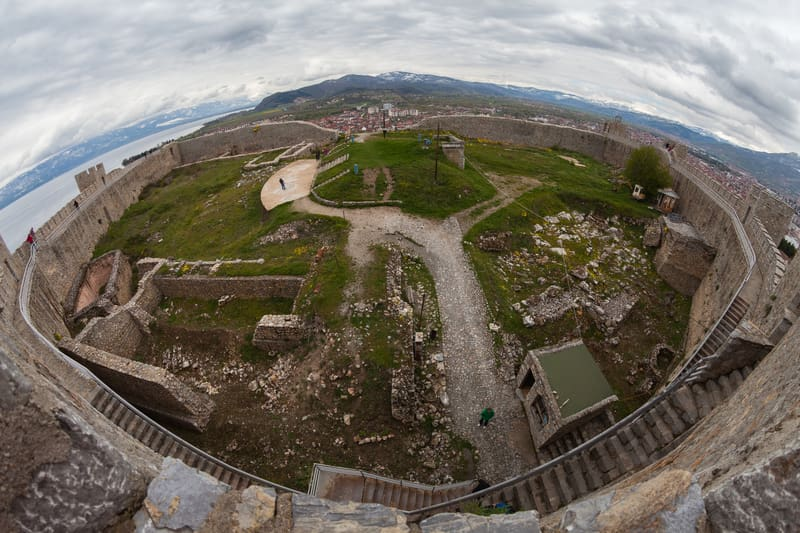 Samuel Kalesi Ohrid
