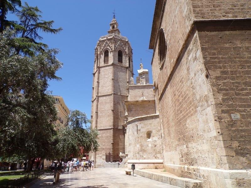 El Miguelete Katedrali