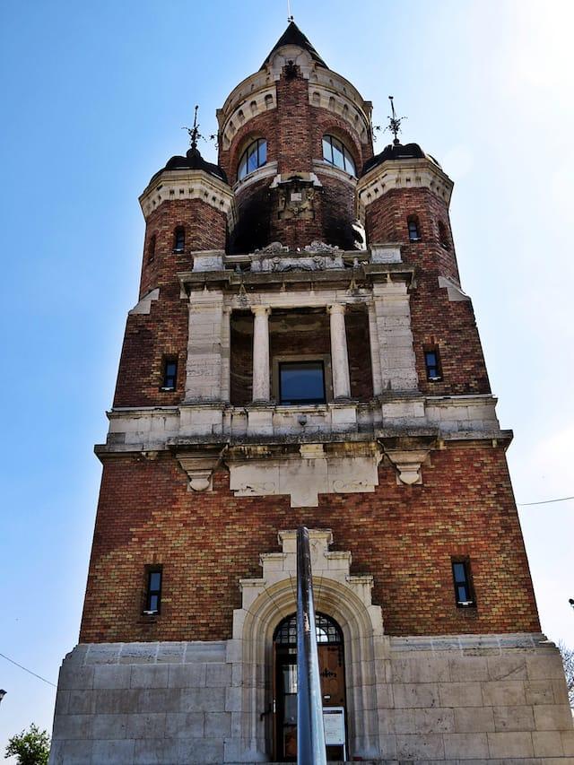 Gardos Kulesi Belgrad