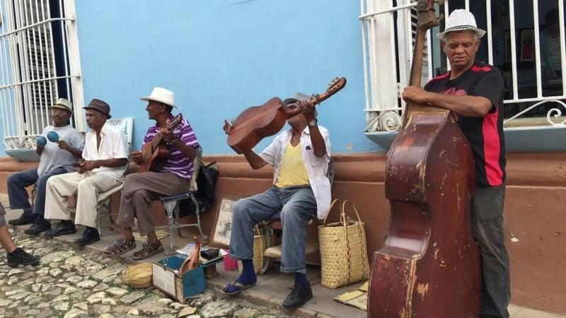 Havana Sokak Sanatçıları