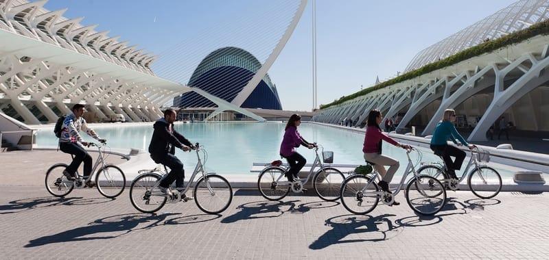 Valencia Bisiklet Turu