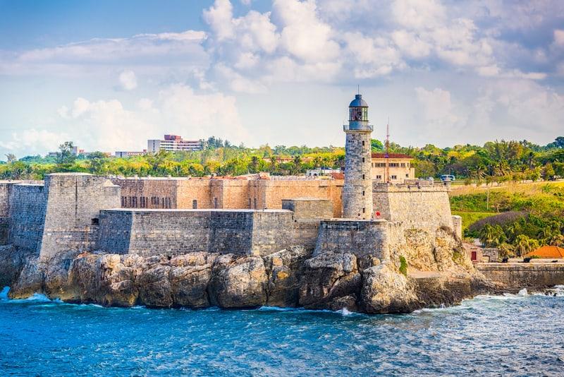 El Morro Kalesi Havana