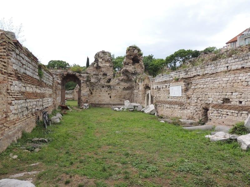 Roma Hamamları Varna