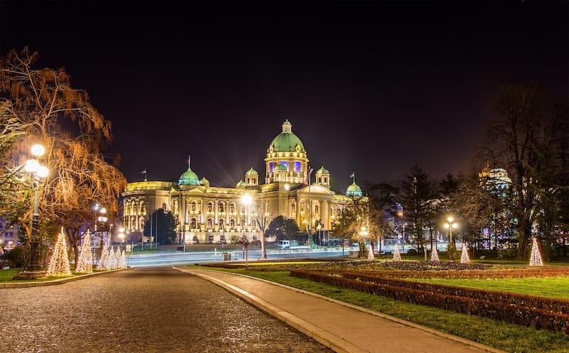 Sırbistan Ulusal Meclis Binası