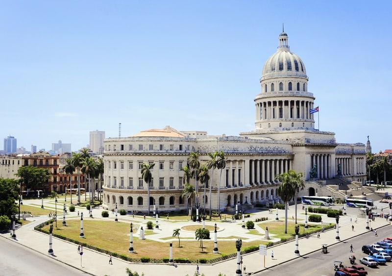 Havana Kapitol Binası