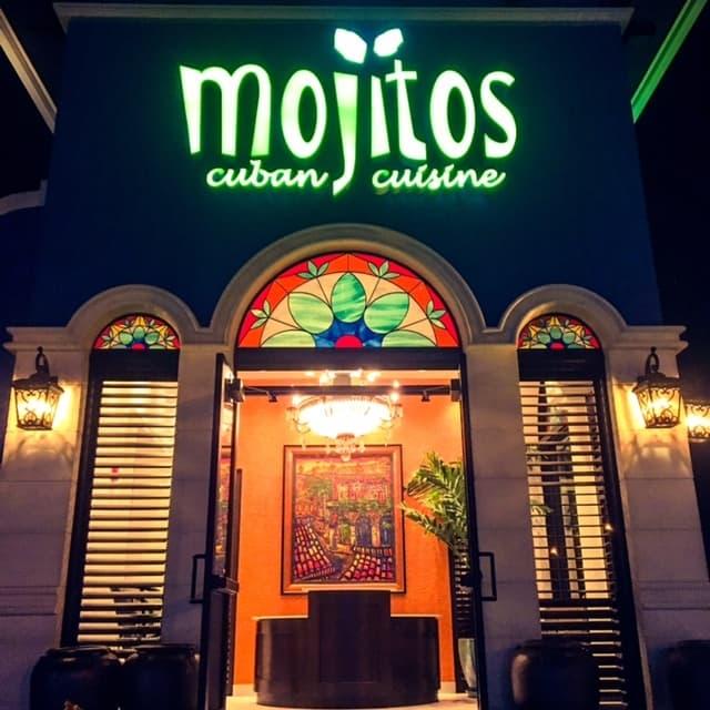 Mojitos Restoranı havana