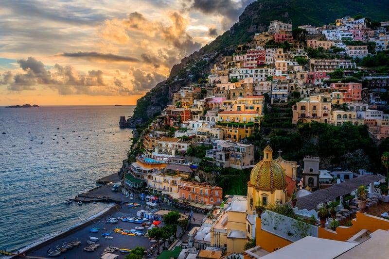 Amalfi Manzarası