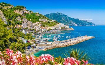 Amalfi Gezilecek Yerler