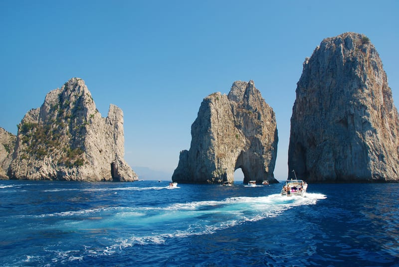 Capri Adası