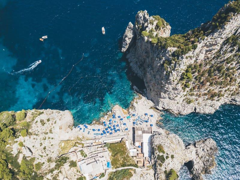 Capri Plajları