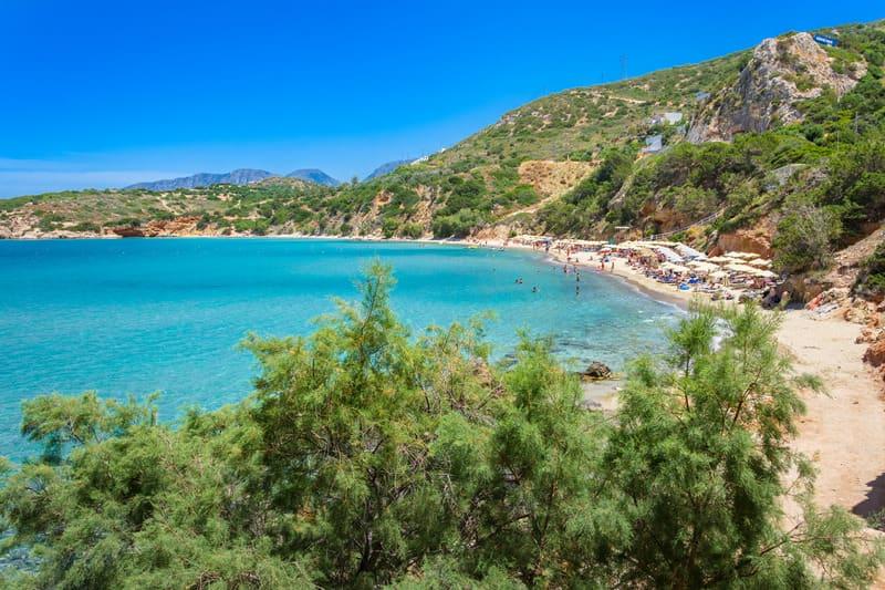 Voulisma Plajı - Girit