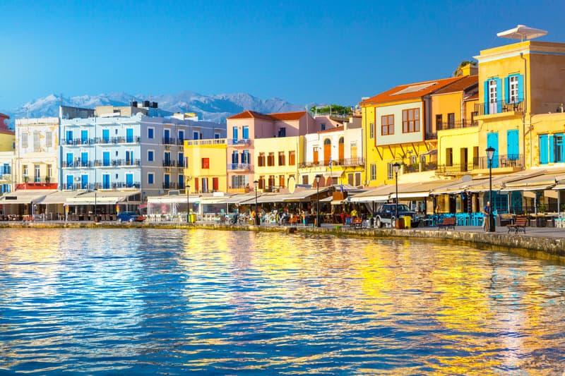 Hanya Venedik Limanı - Girit Gezilecek Yerler