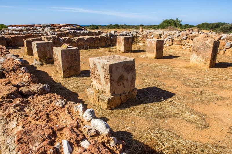 Malia Minos Sarayı - Girit