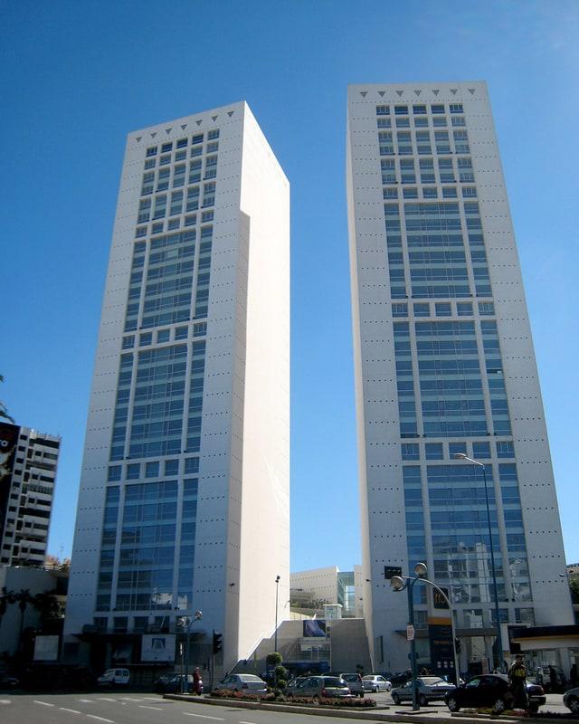 Twin Center Kazablanka'da Gezilecek Yerler
