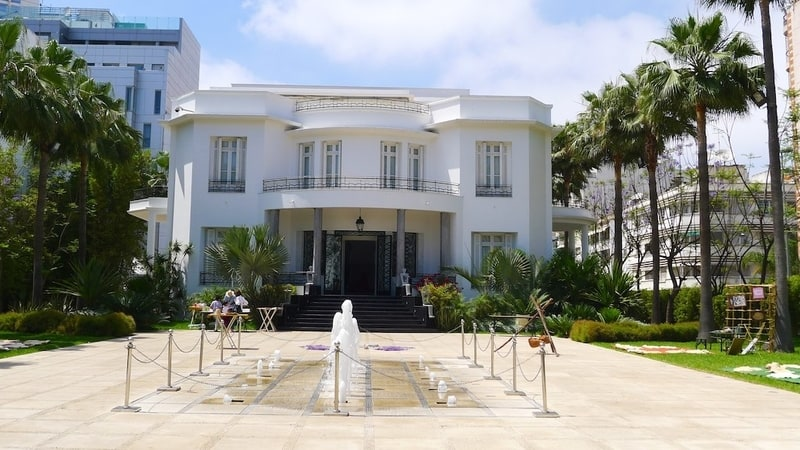 Villa des Artes Kazablanka