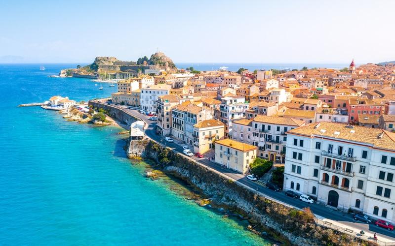 Korfu Kasabası