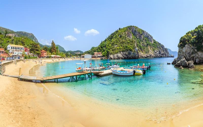 Korfu Otel Fiyatları