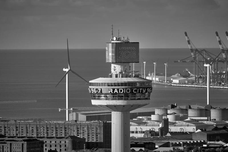 Radyo Şehir Kulesi Liverpool