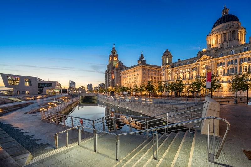 Pier Head Liverpool Gezilecek Yerler