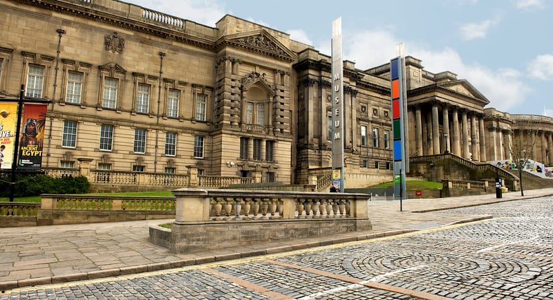 World Museum Liverpool Gezilecek Yerler