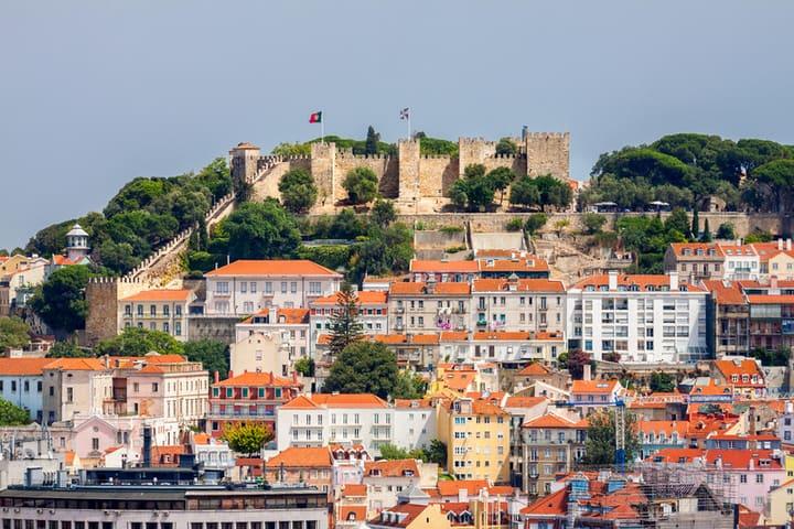 St George Kalesi - Lizbon Gezilecek Yerler