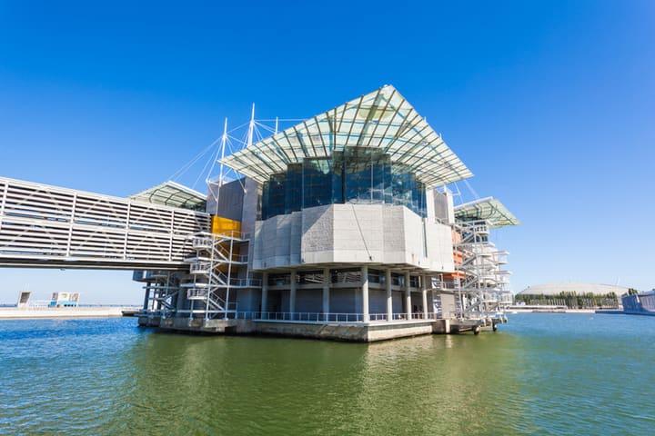 Lizbon Okyanus Akvaryumu