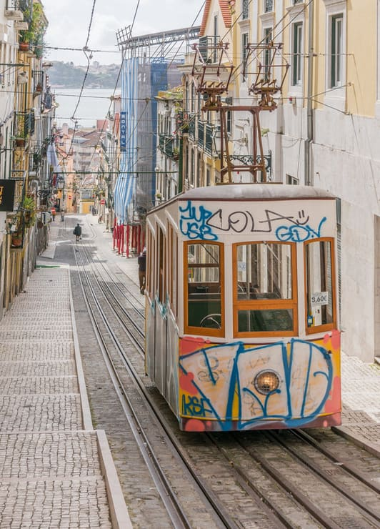 Bairro Alto Bölgesi - Lizbon Gezilecek Yerler