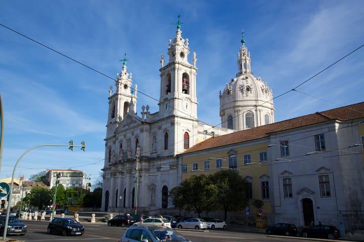 Yıldız Bazilikası - Lizbon