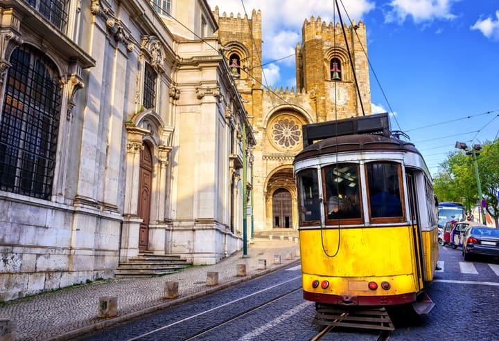 Tram 28 Lizbon Gezilecek Yerler