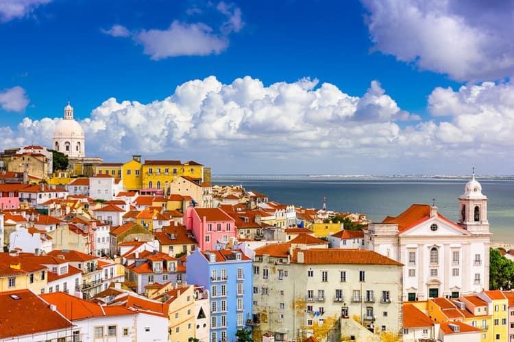 Alfama - Lizbon Gezilecek Yerler Listesi