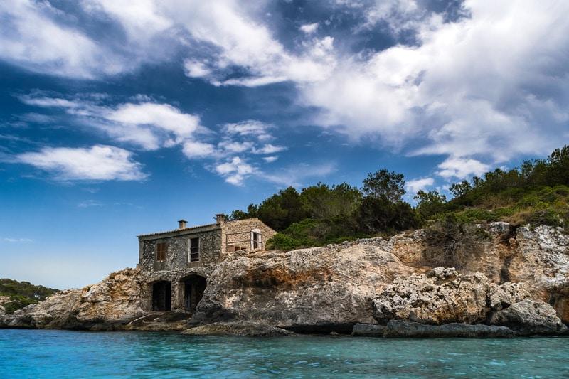 Mondrago Tabiat Parkı Mallorca