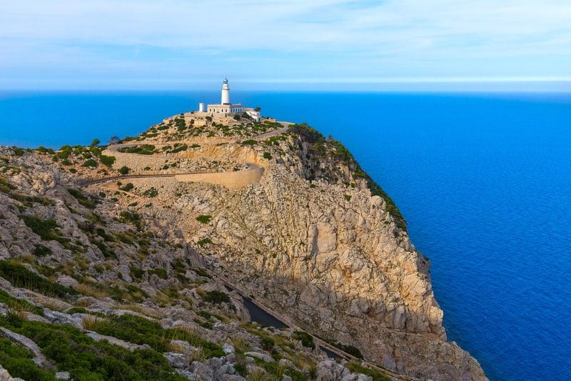 Formento Deniz Feneri - Mallorca Gezilecek Yerler